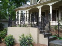 Construction Services for Exterior Porch Remodel