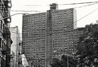 Bronx housing projects