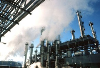 Carbon Footprints of Industrial chemical activities
