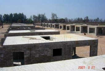Housing construction projects Habitech