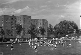 Red Hook housing projects
