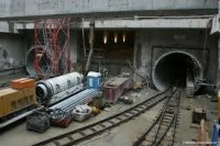 Tunnels, underwater pipelines, and site design all fall under geotechnical engineering.
