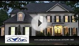 Construction Perfection, LLC Video | Construction Services