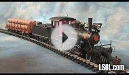 Garden Trains: Bachmann Trains 2-6-0 Mogul with Tender