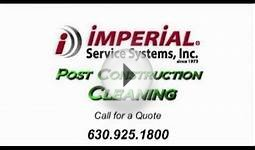Imperial Service Systems, Inc. - Post Construction Cleaning