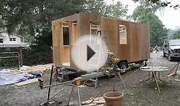 Tiny House Project - House 2 - Day 3